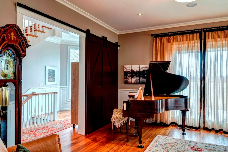 Custom Home By Farinelli Construction Carlisle