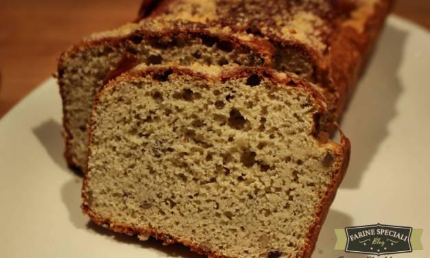 Pane con farina di fave