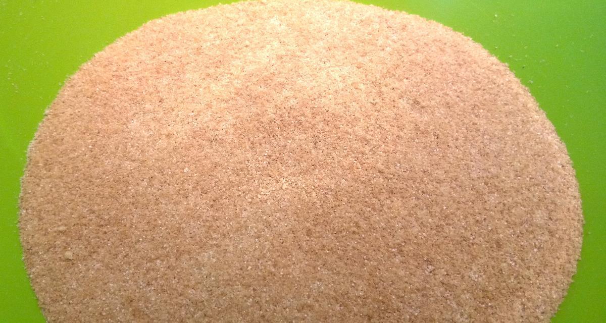 Farina di quinoa fatta in casa in pochi semplici passaggi