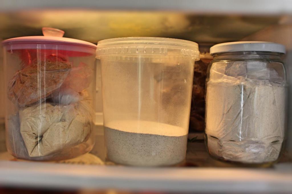 come conservare la farina