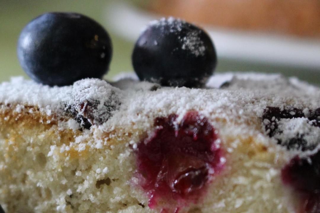 Blueberry cake ricetta americana
