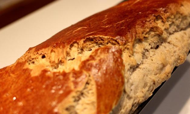 Pan brioche con farina di castagne lievitazione naturale