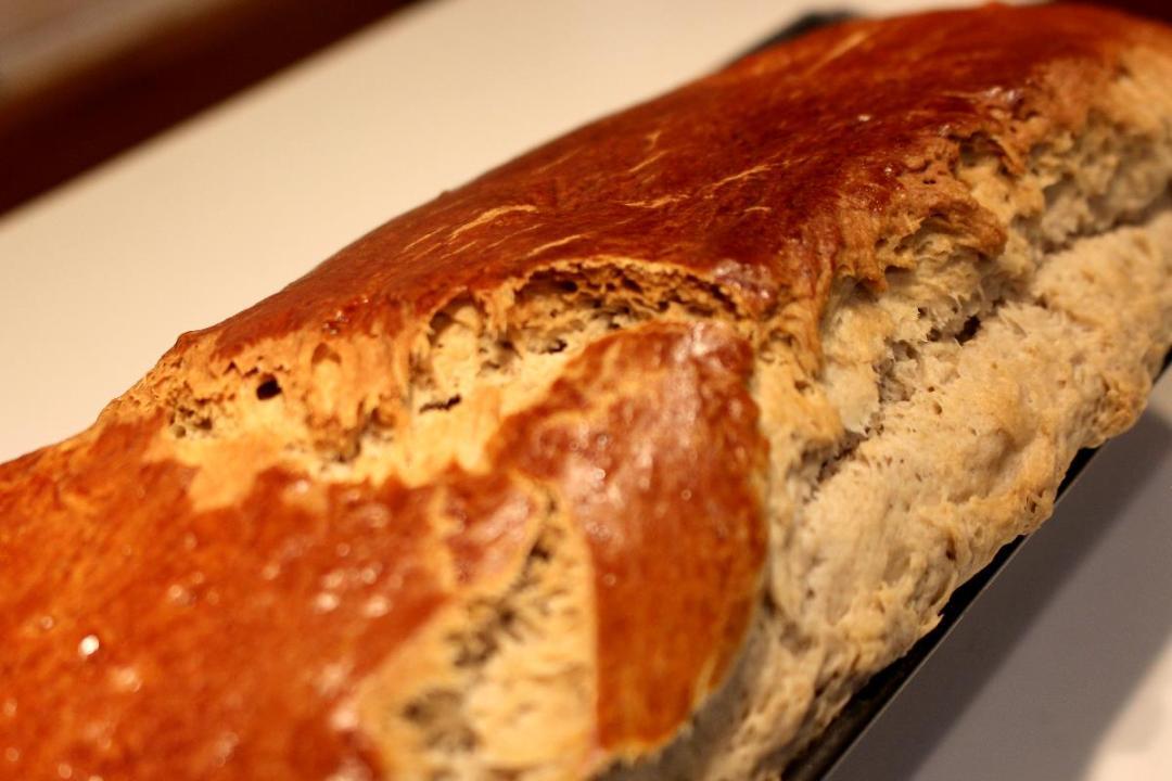 Pan brioche con farina di castagne