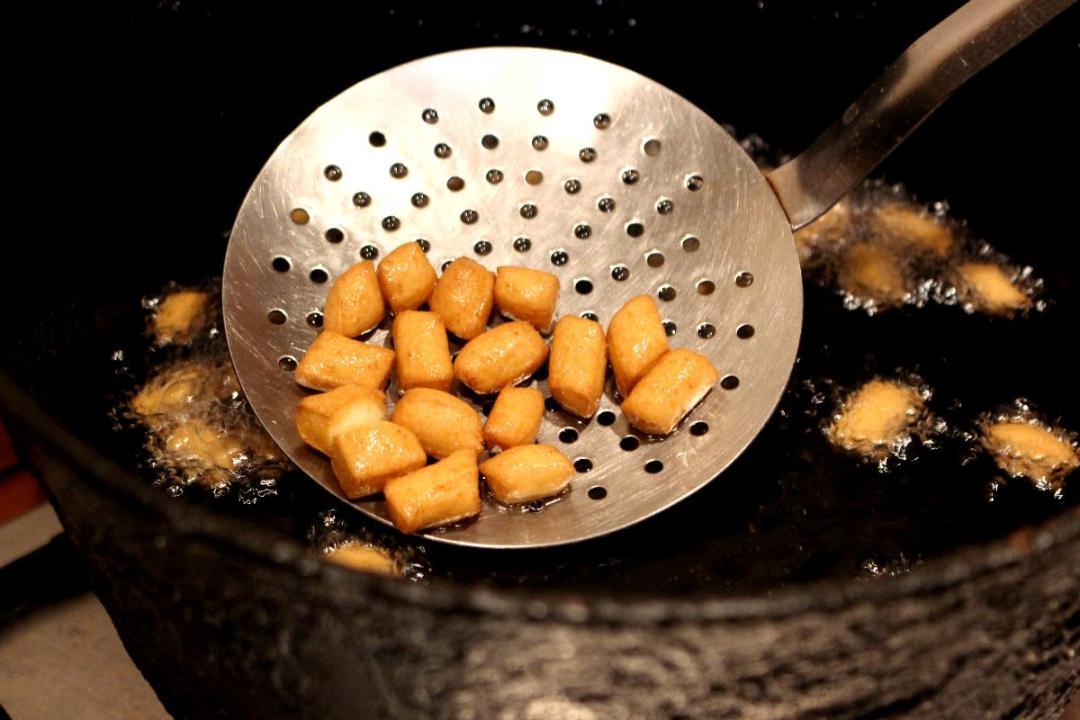 Struffoli fritti