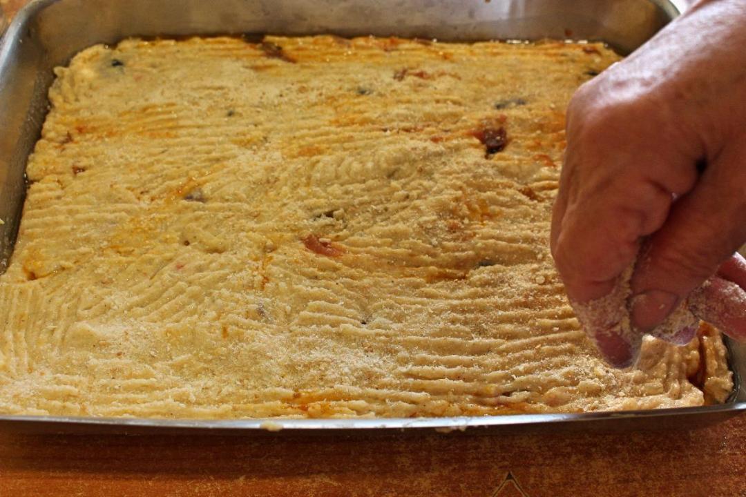 Pitta di patate Salentina