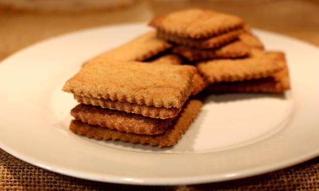 Biscotti farina di orzo e zenzero: friabili e leggeri
