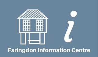 TIC Logo white on blue