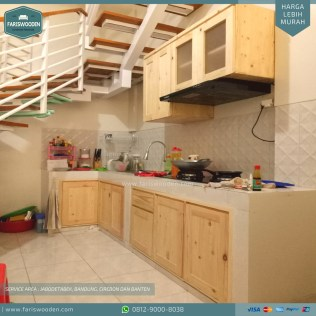 FARISWOODEN-Jati Belanda 0812-9000-8038 kitchen set 5