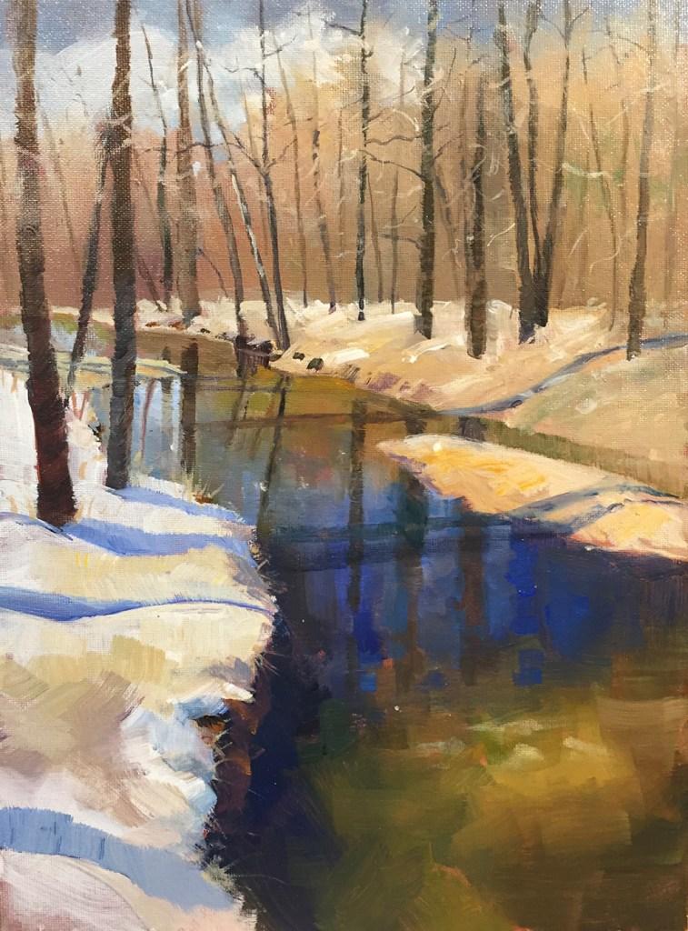 Winter Creek Study