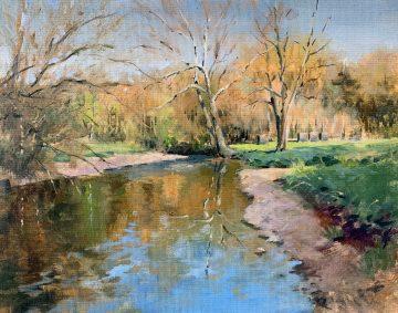 River Study #2