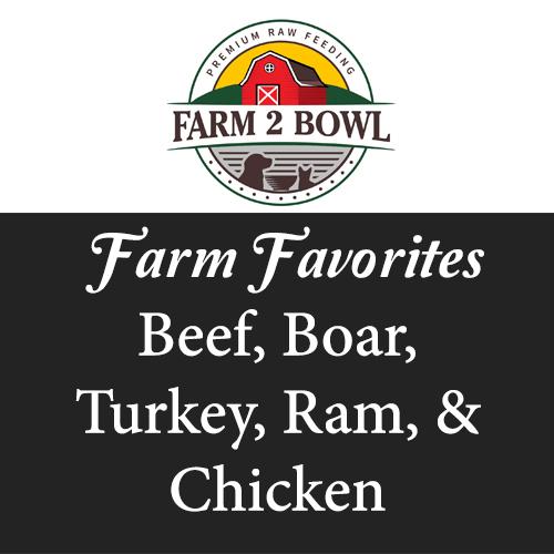 Farm Favs Raw Food Product