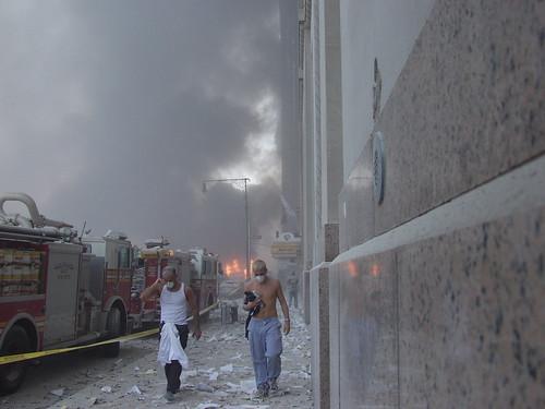 9/11 photo on Flickr