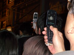cell phone zombies
