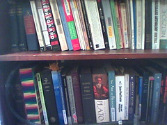 My Philosophy Bookshelf(top)