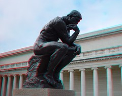 3D: Rodin's Thinker