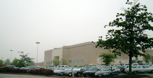 Northrop Gruman (former Leggetts at the former Newmarket Fair Mall)