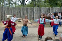 Cossacks at Khortytsa Island