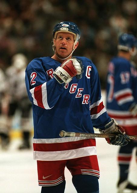 Brian Leetch, New York Rangers