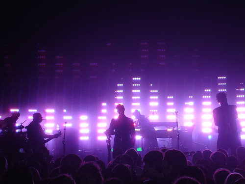 Massive Attack - Live at Campo Pequeno, Lisbon, Portugal - 2009-11-22 - Crowd Noise