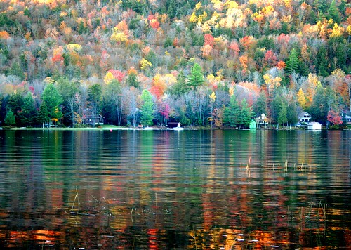 Reflection of Autumn by Lida Rose, on Flickr