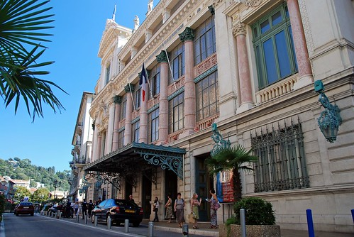 Nice Opera House by Paphio, on Flickr