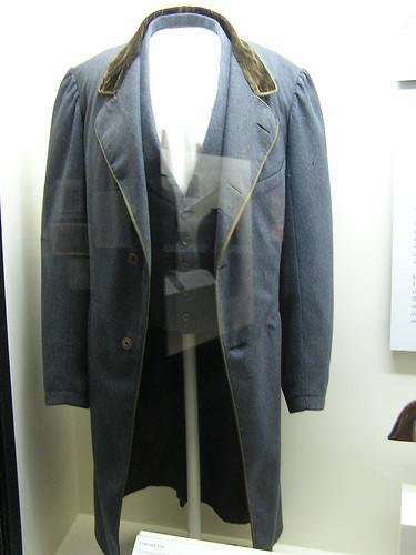 Jefferson Davis's uniform