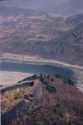 Ancient walls, Korea