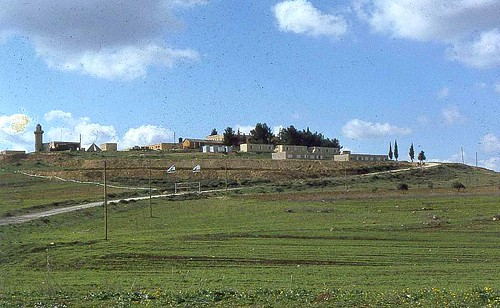 Jewish Settlement on the West Bank, 1978 by Bettsy1970.