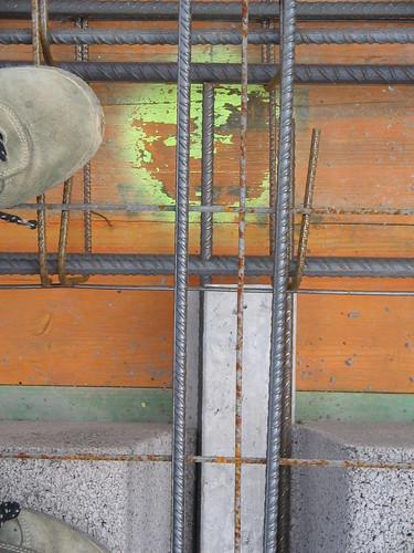 Macizado insuficiente en viguetas prefabricadas