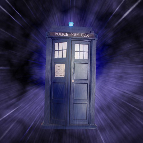 Dr Who by aussiegall, on Flickr