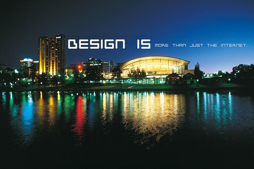 Design is More Than Just the Internet
