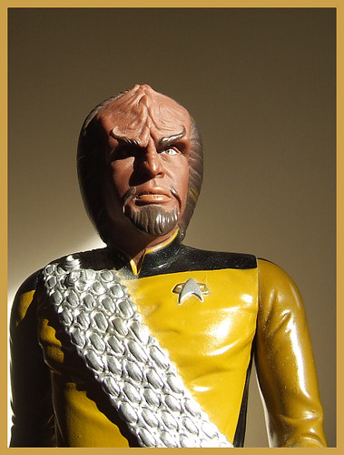 Klingon portrait