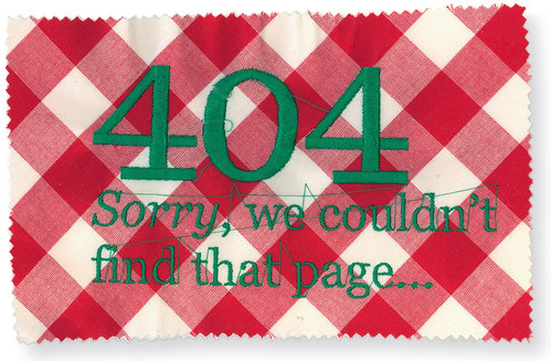 picnic network's file not found page
