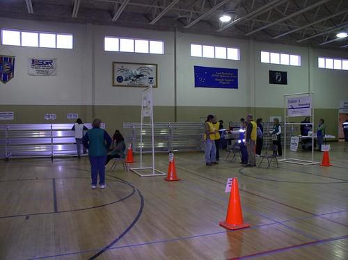 MassVac6 view of gym