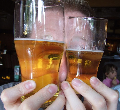 beer goggles image via Flickr user A_of_DooM.