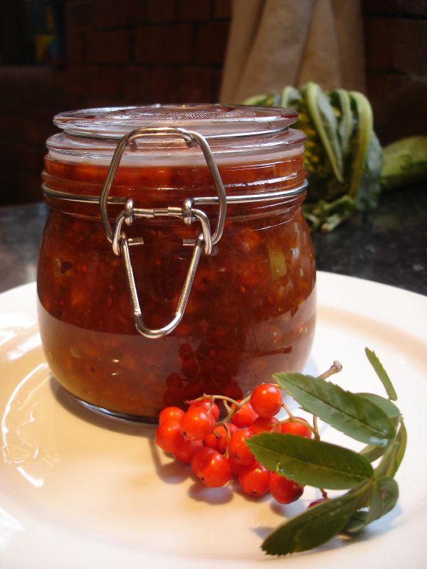Rowanberry Relish