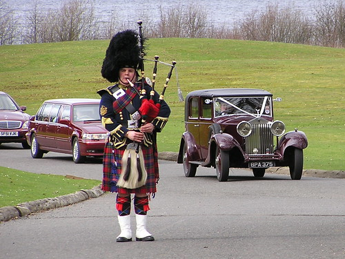 Wedding Procession, by Taylor Dundee @ Flickr