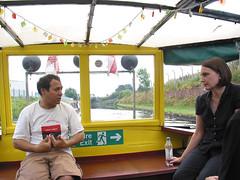 barge trip
