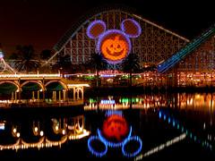 Halloween, DisneyLand