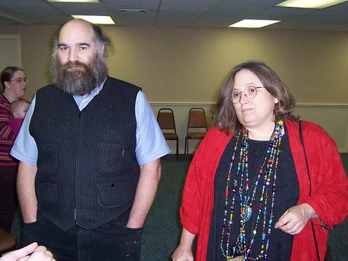 a Theresa and Jim