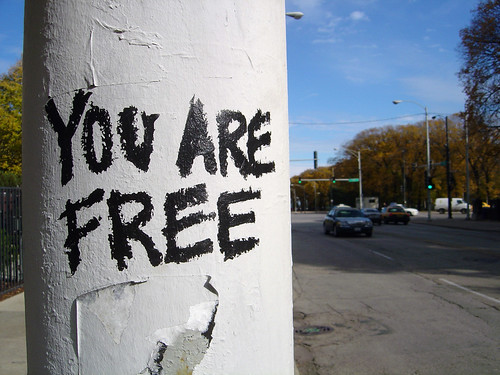 You Are Free by laffy4k.