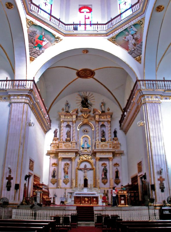 rosario golden shrine