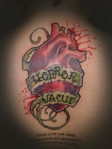 Tattoo pictures online find more tattoo design pictures for Heart surgery tattoo