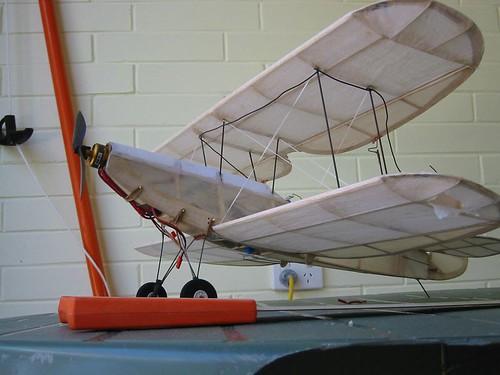 Source of Aeroplane Power