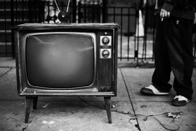 my new television set