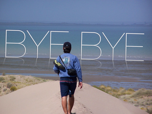 Bye Bye... See Ya! by Lisandro M. Enrique, on Flickr