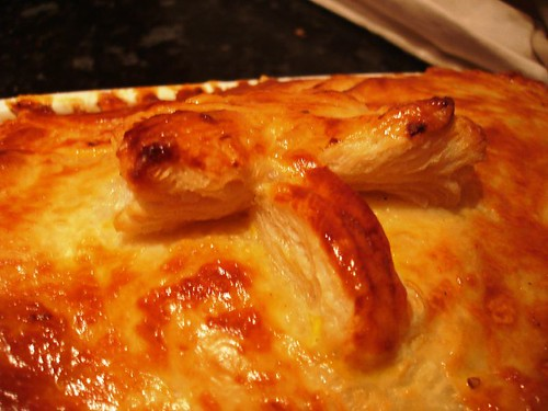 Blewit Pie