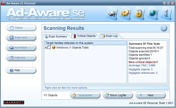 malware windoz