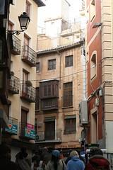 Segovia, Spain, street scene