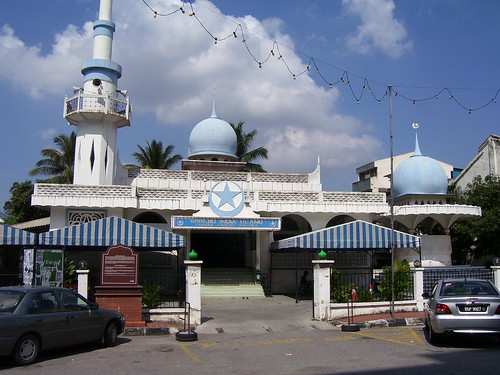 Indian-Muslim Mosque